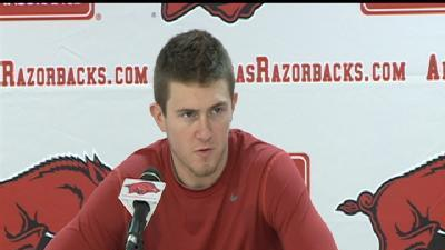 WEB EXTRA: Monday Hog Hoops Press Conference