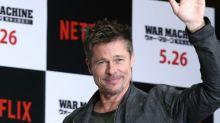 Brad Pitt quer apagar as tatuagens que fez para Angelina Jolie