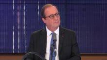 """""""Les comportements agressifs de la Turquie"""" posent la question """"de sa présence dans l'Alliance atlantique"""" affirme François Hollande"""