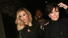 Khloé Kardashian se disfraza de Kris Jenner para gastarle una monumental broma