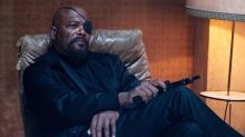 Samuel L. Jackson to Play Nick Fury in New Marvel Disney Plus Series (EXCLUSIVE)