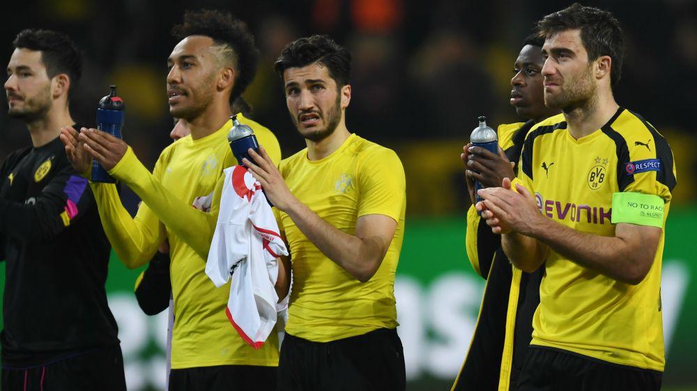 """Stimmen zum Dortmund-Aus in Monaco: """"Hat in der Summe nicht gereicht"""""""
