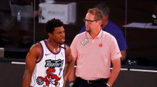 Raptors coach says Toronto, Boston players have discussed boycott, other ideas