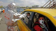 Iran coronavirus death toll tops 2,500: ministry