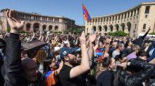 Arménie: nouvelles manifestations, le chef de l'opposition réclame le pouvoir