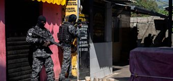 At least 25 killed in police drug raid in Brazil