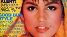 Cindy Crawford, Gigi Hadid y Christie Brinkley, ¡en su primera portada!