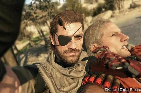 Say cheese and die - Watch Metal Gear Online's premiere