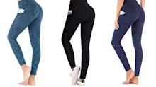 Amazon's best-selling yoga pants are under $25: Why 1,700 reviewers are 'obsessed' with the flattering style