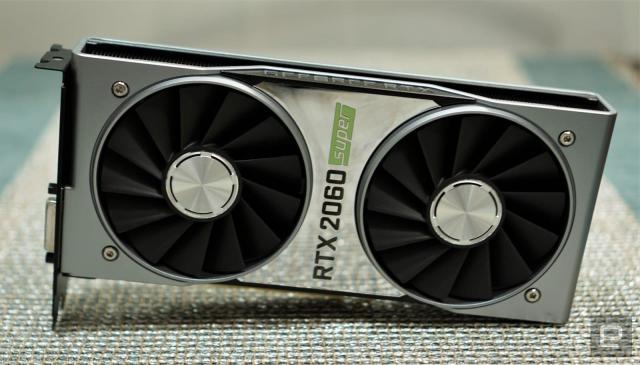 NVIDIA RTX 2060 Super and 2070 Super review