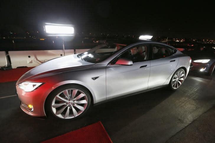 Consumer Reports criticizes reliability of Tesla Model S