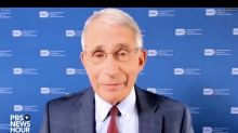 Dr. Fauci Just Warned About a 'Superspreading Event'