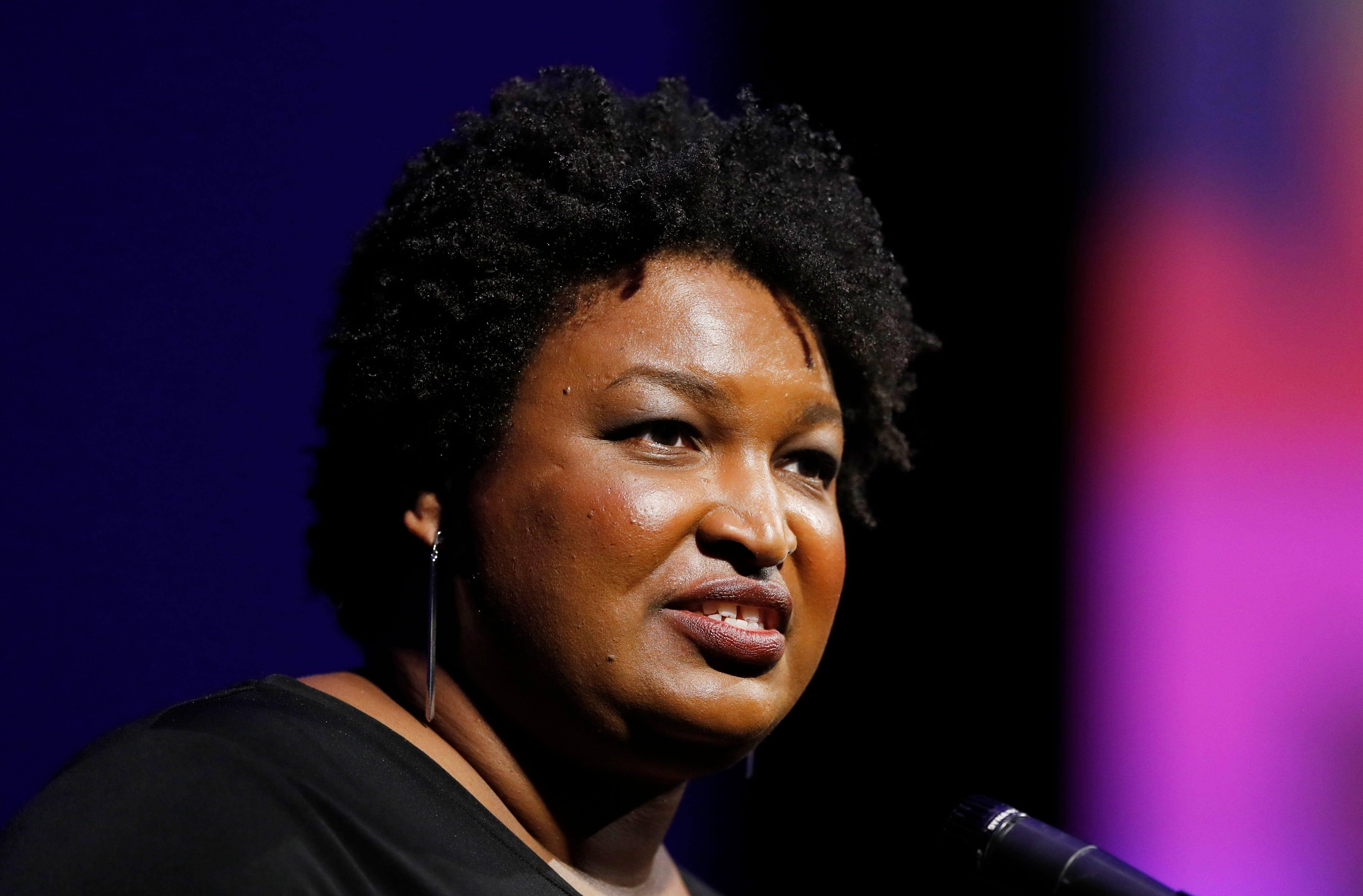 Stacey Abrams: I'd be 'honored' to be running mate of any 2020 Dem presidential candidate