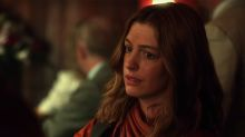 Anne Hathaway is a gritty journalist in trouble in The Last Thing He Wantedtrailer