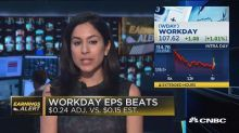 Workday beats the Street