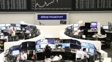 Índice europeu fecha em baixa com queda em ações no Reino Unido; bancos sobem
