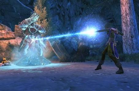 Control Wizards join Neverwinter's class lineup