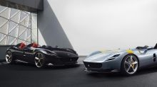 Ferrari Picks 499 `Lucky' Monza Supercar Customers: Show Updater
