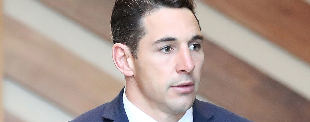 Billy Slater free to play in NRL grand final