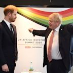 Monday evening news briefing: Prince Harry holds private meeting with Boris Johnson