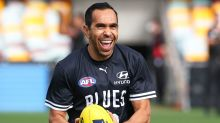 'Agreed straight away': Eddie Betts praised for 'selfless act'