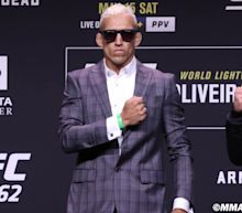 After a decade with UFC, Charles Oliveira didn't lose hope on title shot: 'I never had a doubt'