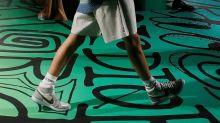 Sneakers star at glamorous parties around Art Basel Miami