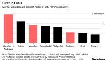 Marathon Petroleum to Buy Andeavor in Biggest Oil Refining Deal