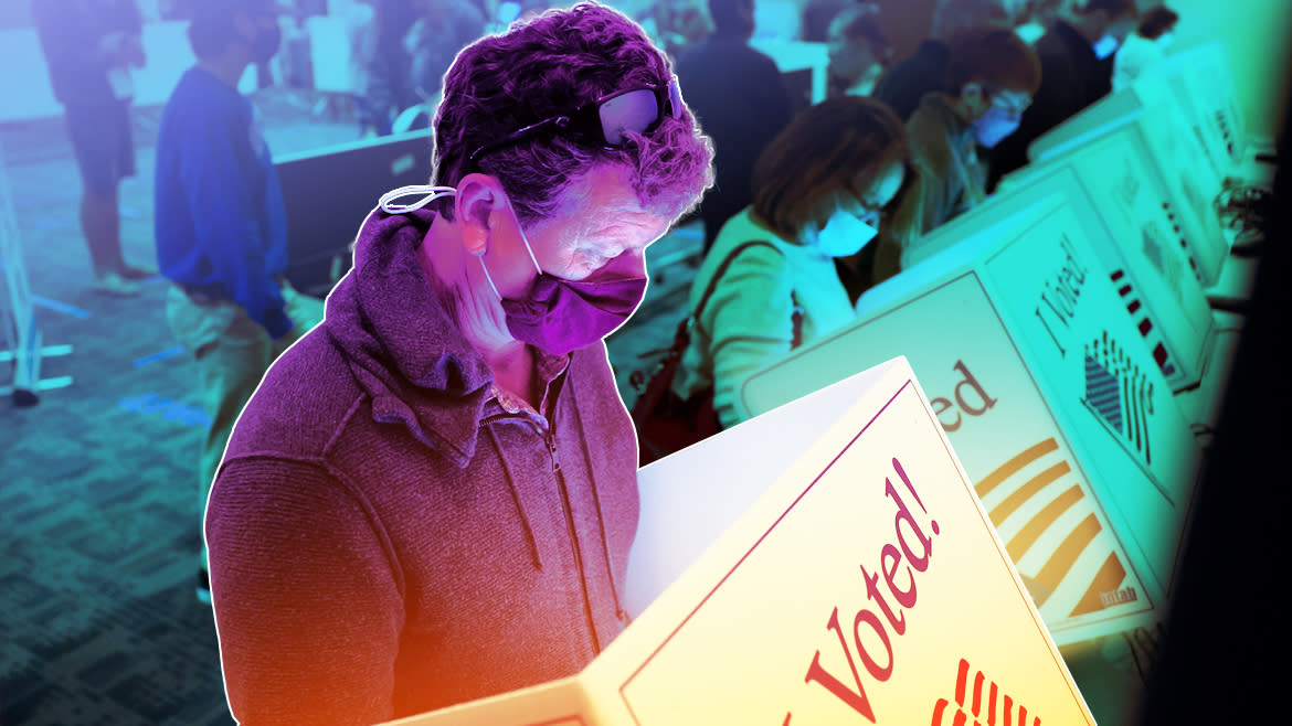 What the surge in early voting can (and can't) tell us