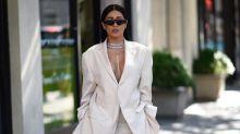 Simaria aposta em look ousado para evento de moda em Nova York