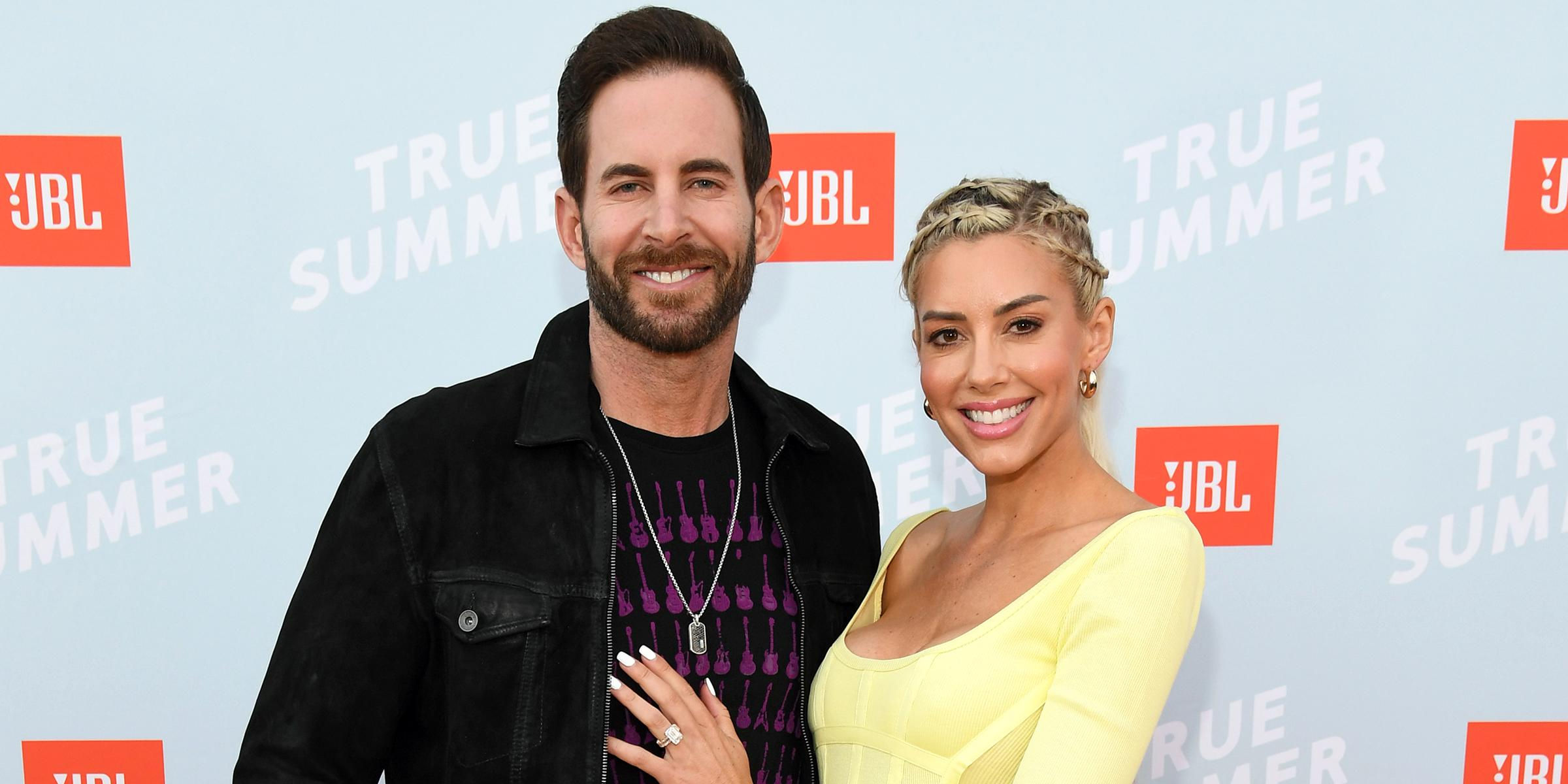 Tarek El Moussa and Heather Rae Young are married — see her gorgeous dress!