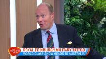 Royal Edinburgh Military Tattoo heads down under