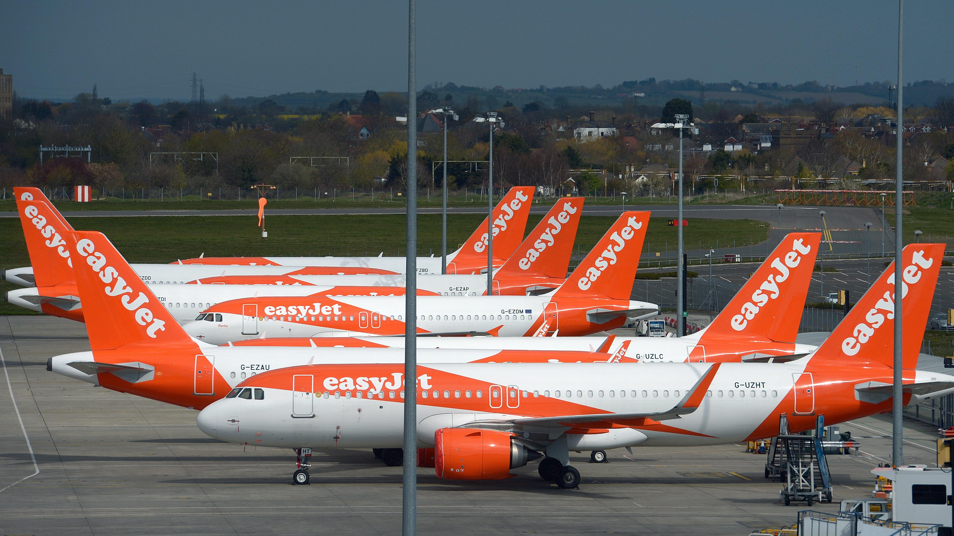 EasyJet and Carnival poised to exit FTSE 100 as virus ...