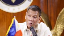 Duterte Gets Tough on China, Leaning Back to Old Ally America