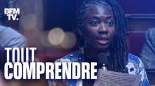 """TOUT COMPRENDRE -  """"Valeurs Actuelles"""" grime Danièle Obono en esclave et déclenche un tollé"""
