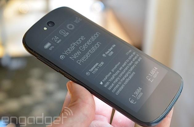 Dual-screen YotaPhone 2 arrives in Europe this month