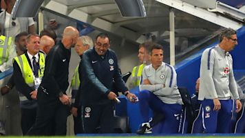 Maurizio Sarri fined £8,000 after accepting FA misconduct charge