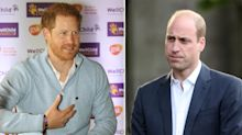 'They're just not talking': Harry and William rift not as bad as some are making out, claims Sussexes royal biographer