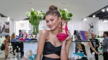 Zendaya on Her 'Squishy' New Shoe Collection & How She Gets Those Fleeky Brows