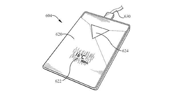 Microsoft earns patent for claimed wireless charging improvement, pad with info screen