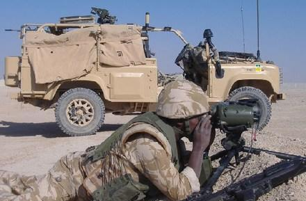 British army gets new target acquisition system, enemies cower