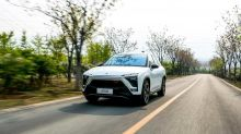 Tesla Rival Nio Soars Into Buy Zone As Electric Vehicles' 'Robust Quality' Touted