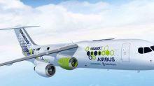 Airbus : à la poursuite de l'avion écologique