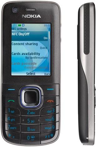 Nokia's 6212 with Bluetooth NFC:  Let the pairing revolution begin!