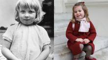 Princess Charlotte looks exactly like Princess Diana in latest photos