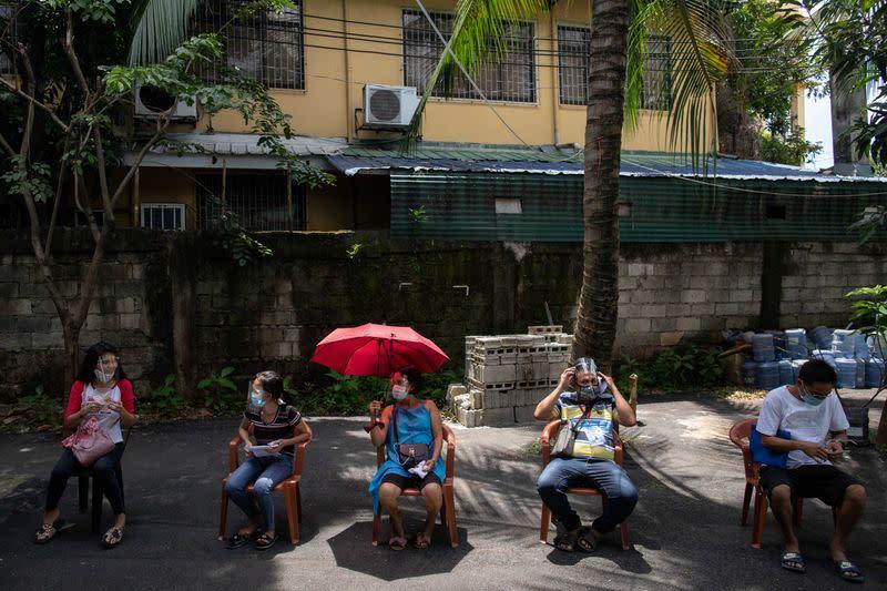 Philippines confirms 2,630 new coronavirus cases, 69 deaths