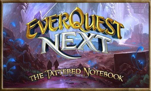 The Tattered Notebook: Quips, quotes, and EQ Next tidbits from SOE Live