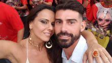 Após fim do noivado, Radamés exige R$ 500 mil de Viviane Araújo