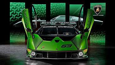 LAMBORGHINI發布品牌史上最強V12動力超跑Essenza SCV12性能數據