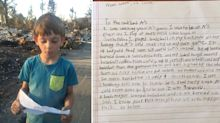 9-year-old lost all his baseball memorabilia in a fire, now fans are rallying to help him
